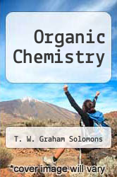 Cover of Organic Chemistry 4 (ISBN 978-0471836612)