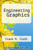 cover of Engineering Graphics