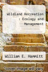 Cover of Wildland Recreation : Ecology and Management 87 (ISBN 978-0471872917)
