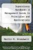 cover of Supervisory Handbook: A Management Guide to Principles and Applications