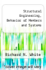 cover of Structural Engineering, Behavior of Members and Systems