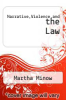cover of Narrative,Violence,and the Law