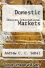 cover of Domestic Choices,International Markets