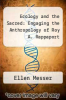 cover of Ecology and the Sacred: Engaging the Anthropology of Roy A. Rappaport