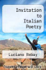 cover of Invitation to Italian Poetry