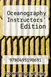 Cover of Oceanography Instructors
