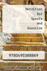 Cover of Nutrition for Sports and Exercise EDITIONDESC (ISBN 978-0495388869)