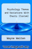 cover of Psychology Themes and Variations With Charts (Custom) (7th edition)