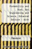 Probability and Stat. for Engineering and Science, Enhanced Edition - With Solutions by Devore - ISBN 9780495745839