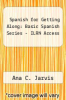 cover of Spanish for Getting Along: The Basic...-ILRN Access (2nd edition)