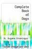 cover of Complete Book of Dogs