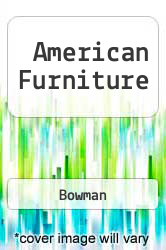 American Furniture Excellent Marketplace listings for  American Furniture  by Bowman starting as low as $1.99!