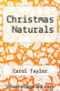 cover of Christmas Naturals