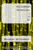 cover of Williamson Chronicles I & II