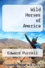 cover of Wild Horses of America