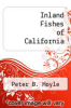 cover of Inland Fishes of California