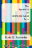 cover of The Dynamics of Architectural Form