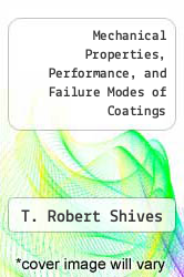 Cover of Mechanical Properties, Performance, and Failure Modes of Coatings EDITIONDESC (ISBN 978-0521264204)