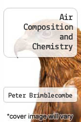 Air Composition and Chemistry by Peter Brimblecombe - ISBN 9780521275231