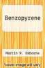 cover of Benzopyrene