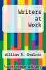 cover of Writers at Work (2nd edition)