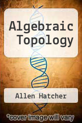 Cover of Algebraic Topology EDITIONDESC (ISBN 978-0521791601)