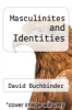 cover of Masculinites and Identities