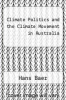 cover of Climate Politics and the Climate Movement in Australia