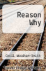 cover of Reason Why
