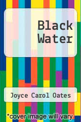 Cover of Black Water EDITIONDESC (ISBN 978-0525934554)