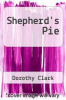 cover of Shepherd`s Pie