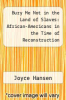 cover of Bury Me Not in the Land of Slaves: African-Americans in the Time of Reconstruction