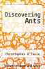 cover of Discovering Ants