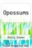 cover of Opossums