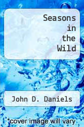 Cover of Seasons in the Wild EDITIONDESC (ISBN 978-0533111275)