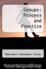 cover of Groups: Process and Practice (2nd edition)