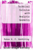 cover of Technical Calculus with Analytic Geometry (1st edition)