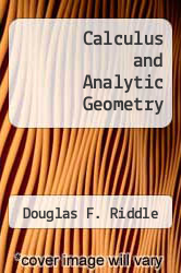 Cover of Calculus and Analytic Geometry 84 (ISBN 978-0534011987)