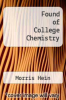 cover of Found of College Chemistry (2nd edition)