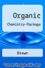 Organic Chemistry-Package by Brown - ISBN 9780534094355