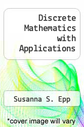 Cover of Discrete Mathematics with Applications 1 (ISBN 978-0534096304)