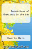 cover of Foundations of Chemistry in the Lab (7th edition)