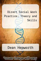 Cover of Direct Social Work Practice: Theory and Skills 5 (ISBN 978-0534199579)