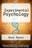 cover of Experimental Psychology (4th edition)
