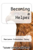 cover of Becoming a Helper (3rd edition)