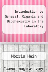 Cover of Introduction to General, Organic and Biochemistry in the Laboratory 7 (ISBN 978-0534380625)