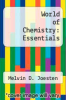 cover of World of Chemistry: Essentials (3rd edition)