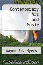 Cover of Contemporary Art and Music 6 (ISBN 978-0536005762)