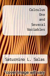 Calculus One and Several Variables by Saturnino L. Salas - ISBN 9780536006509