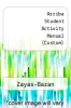 cover of Arriba Student Activity Manual (Custom) (2nd edition)